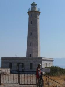 Leuchtturm Nah