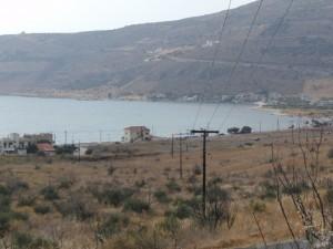 Der Bus ganz klein in Neo Itylo