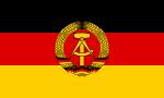Flagge DDR