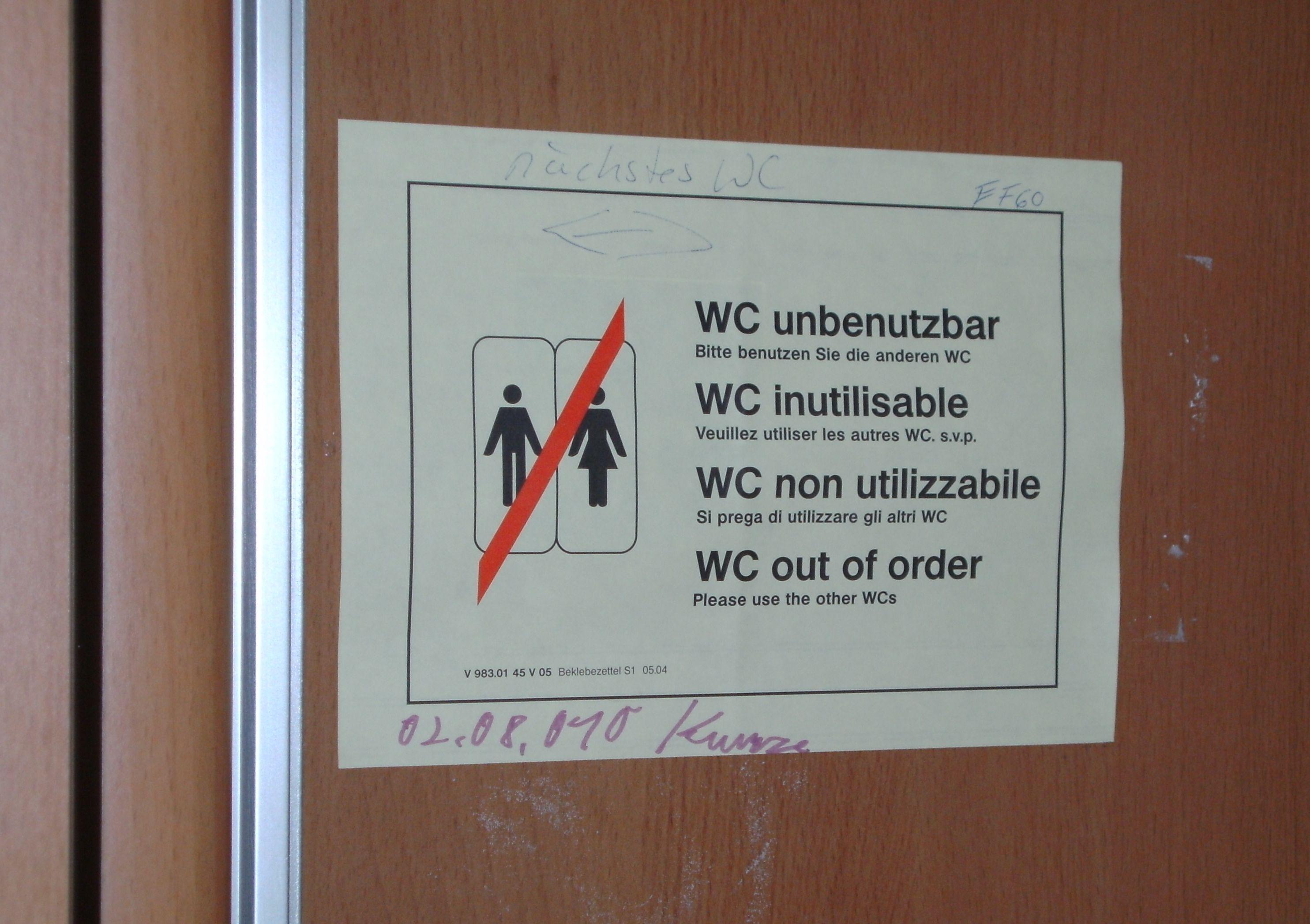 toiletten sbahnen frankfurt