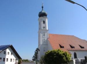 Traukirche in Bockhorn