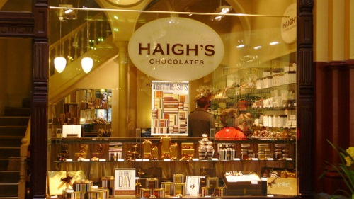 Haigh's i. Royal Arcade