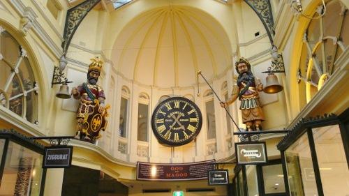 Gog & Magog i. Royal Arcade