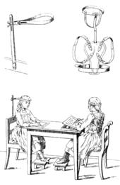 """""""Geradhalter"""" für korrekte Sitzhaltung"""