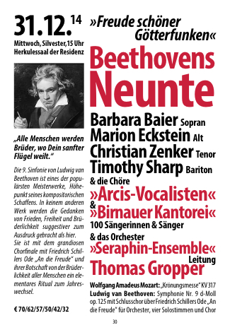 Beethoven Vocalisten