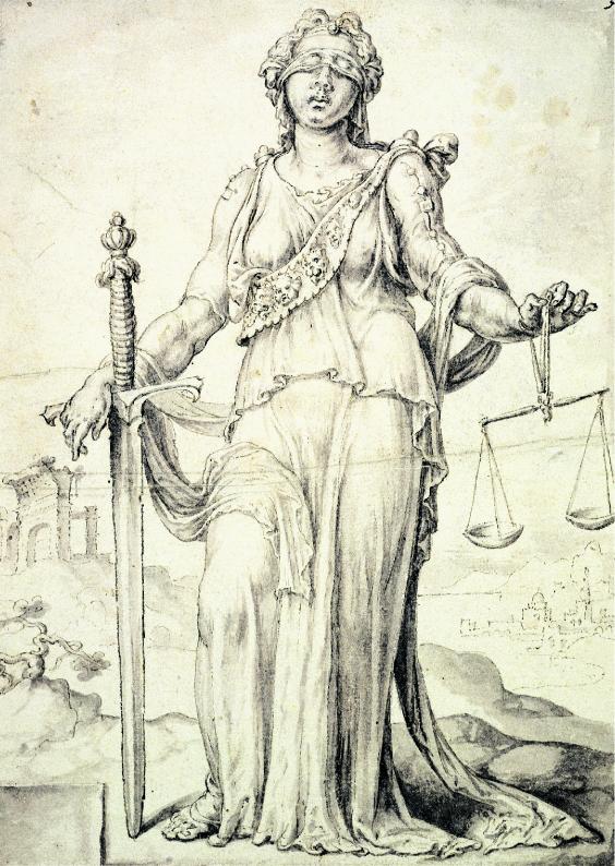 Justitia (Maarten van Heemskerck, 1556)