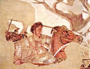Meister der Alexanderschlacht