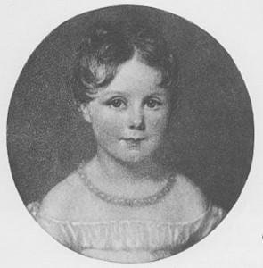 Ada im Alter von 4 Jahren