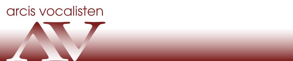 Logo ArcisVocalisten