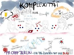 PM-Camp Berlin 2015, Thema Komplexität by VisualBrainDump