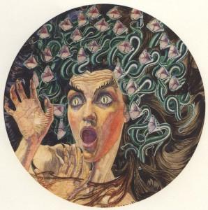 MEDUSA - Die Göttin des Unglücks