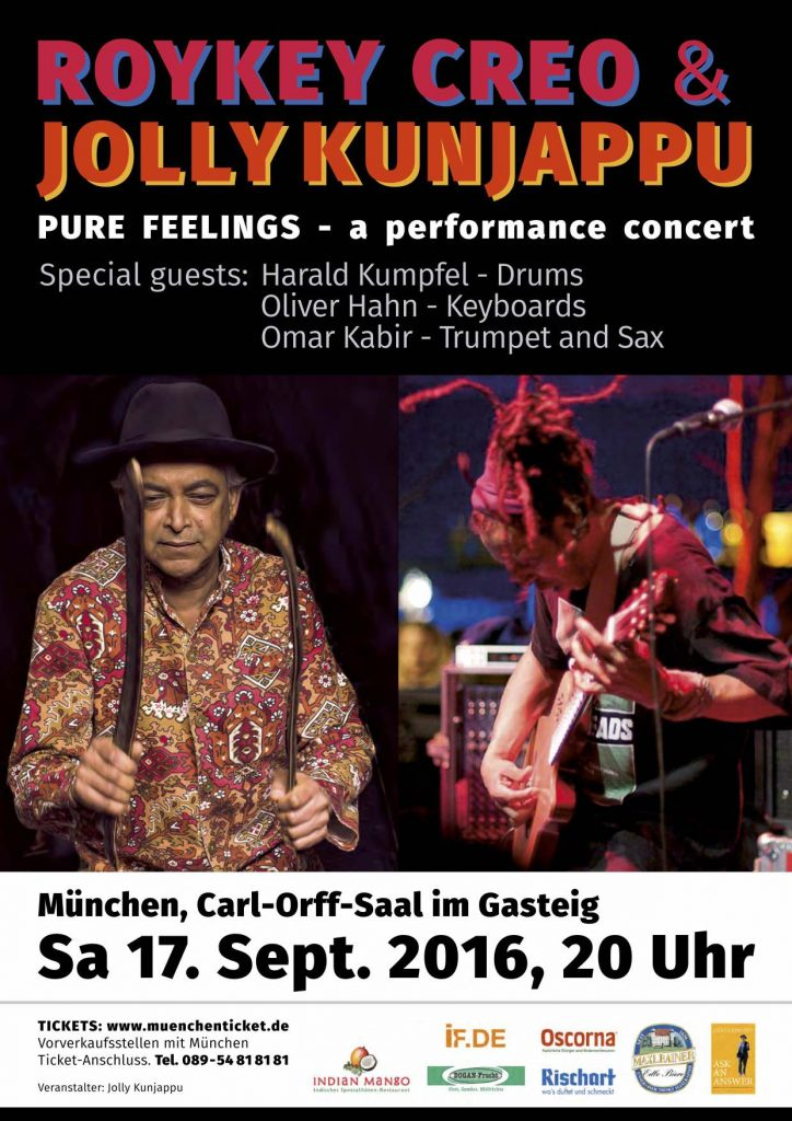 Creo-Kunjappu_Poster-Konzert_DIN-A4 2