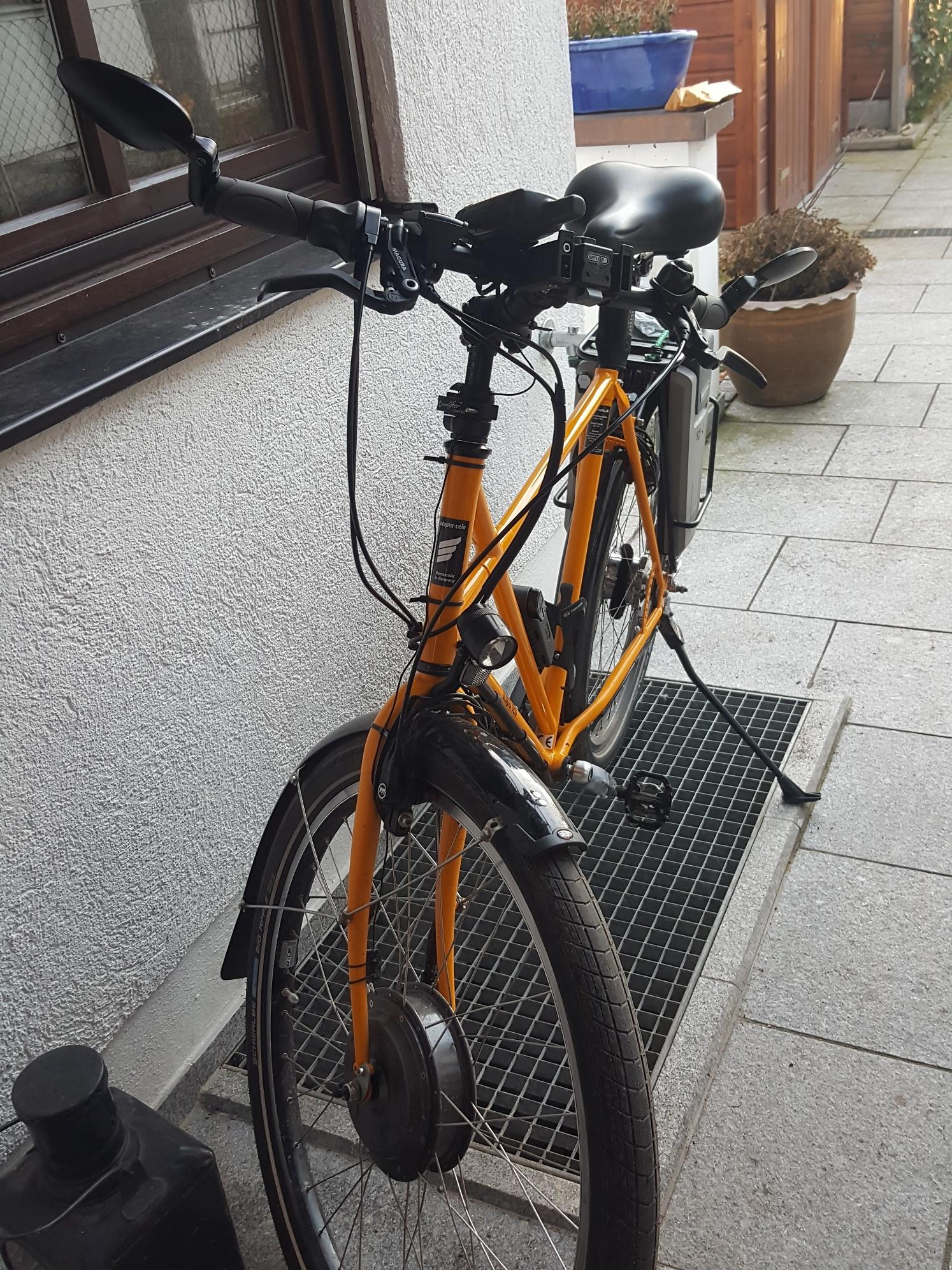 """IF-Blog » Blog Archiv » Der """"Mercedes Benz"""" unter meinen E-Bikes!"""