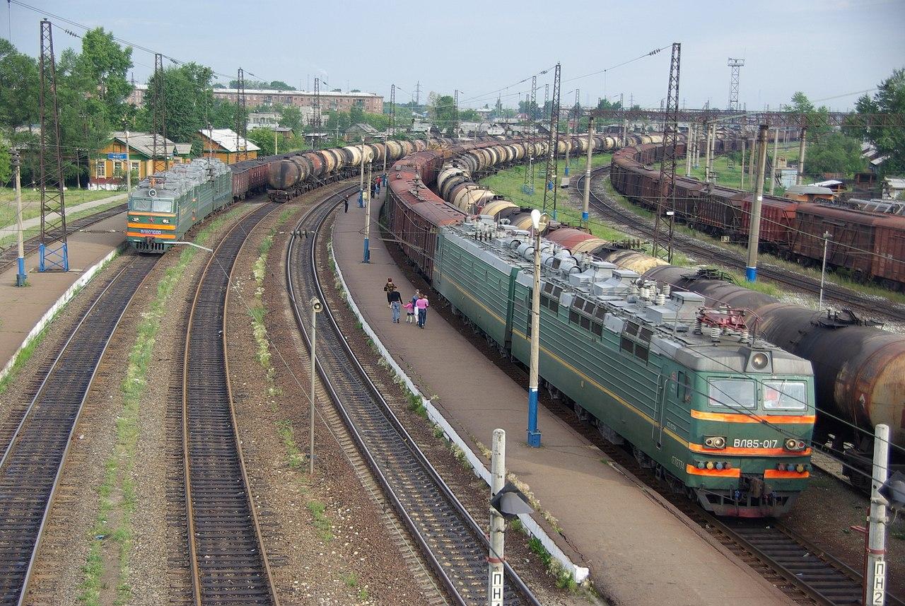 Von Moskau nach Peking mit der Bahn! #8 Irkutsk mit Besuch einer sibirischen Familie ...