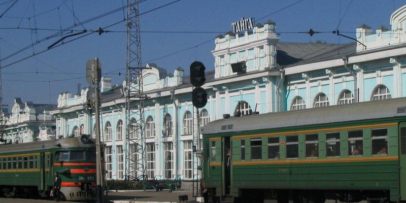 Von Moskau nach Peking mit der Bahn! #6 Kirchen.
