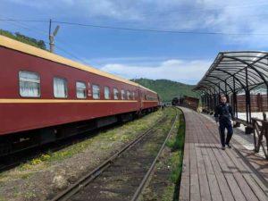 Von Moskau nach Peking mit der Bahn! #7 Leben im Zug.