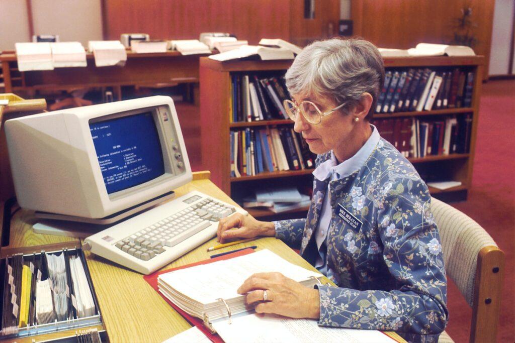 Wie Alt War Ich Am Rechner