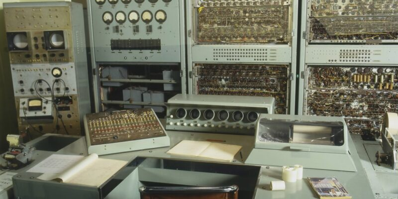 IT-Geschichte ab 1950